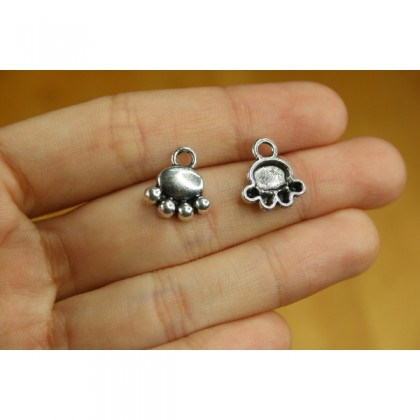 50 grams Silver Charms Animal Series