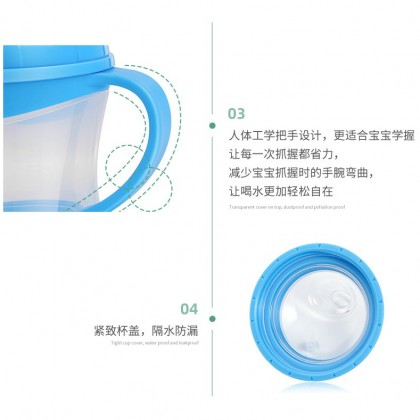Baby Water Bottle Learning Cup