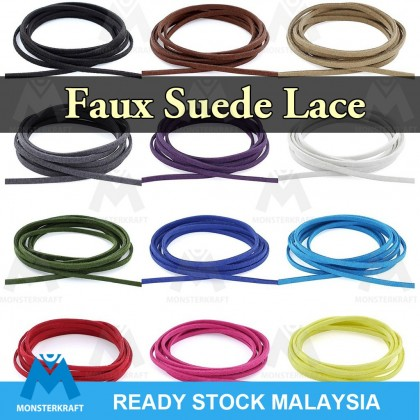 5 meters Suede Cord Stringing Materials (Faux Suede Lace)