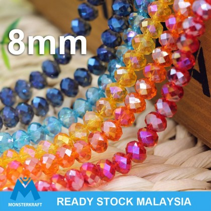 Chinese Crystal Beads - 8mm