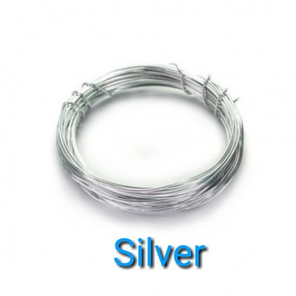 Aluminium Wire, Craft Wire, 1mm 1.5mm 2.0mm 2.5mm