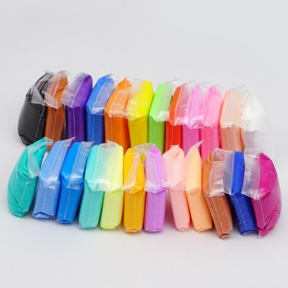 12/24/36 Colors Air Dry Clay Set