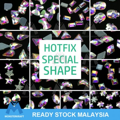 Hotfix PREMIUM PLUS - SPECIAL SHAPES