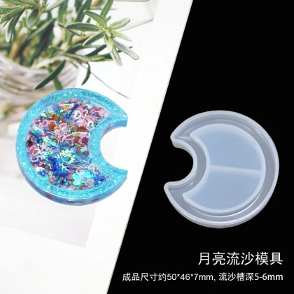 Resin Shaker Silicone Mold