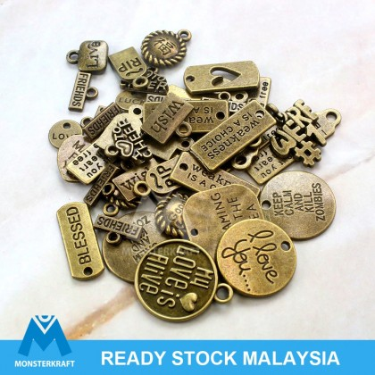 Charms Quotes Words Series 50grams