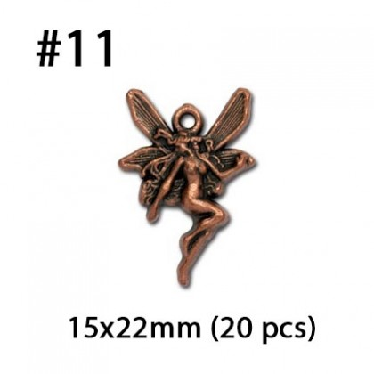 Copper Pewter Charms, Household Kitchen Sewing
