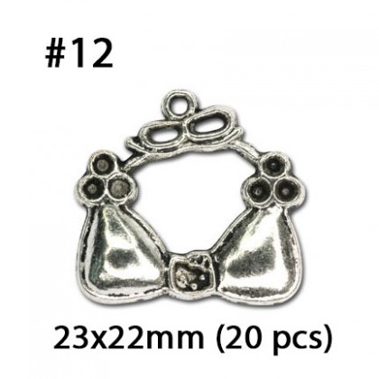 Silver Charms, Fashion Shopping Clothe Dress Blouse