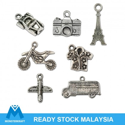 Silver Charms, Holiday Travel Cuti Vacation